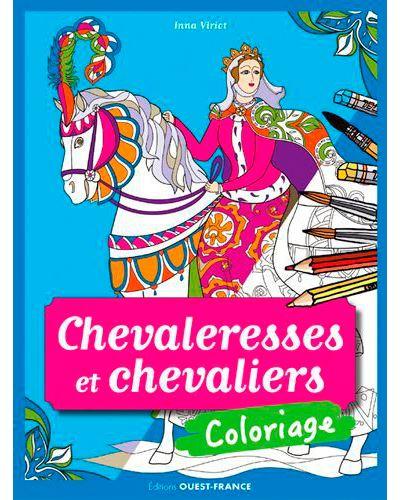 Coloriage : les Chevaleresses et les Chevaliers