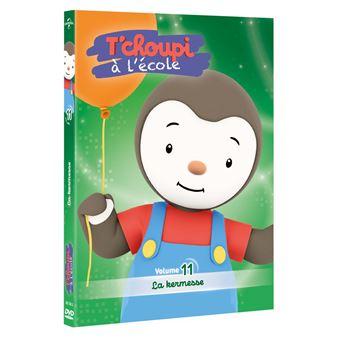 T Choupi T Choupi A L Ecole Volume 1 Le Bobo De T Choupi Dvd