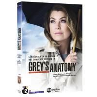 Grey's Anatomy Saison 12 Coffret DVD