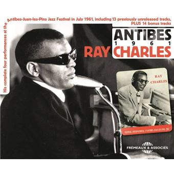 Antibes 1961 Inclus 27 titres bonus et un livret de 16 pages