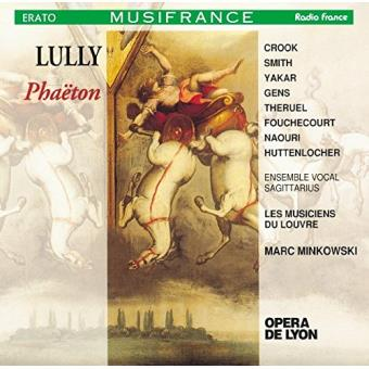Lully : Phaëton Coffret