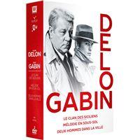 DELON & GABIN-COFFRET-FR