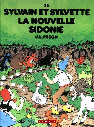 Sylvain et Sylvette - La Nouvelle Sidonie