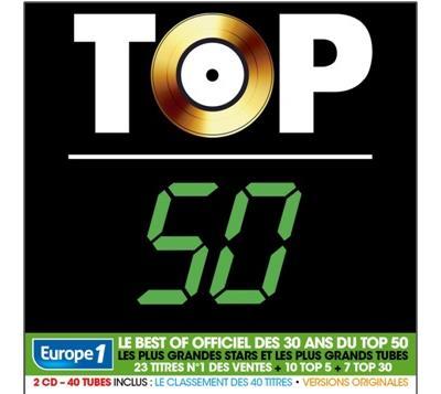 top 50 30 me anniversaire digipack 2 cd compilation cd album achat prix fnac. Black Bedroom Furniture Sets. Home Design Ideas