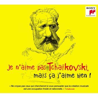 Je n'aime pas Tchaïkovski mais ça j'aime bien Digipack