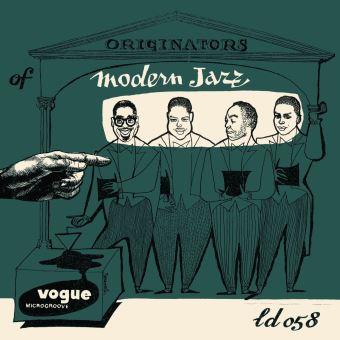 ORIGINATORS OF MODERN JAZZ/LP