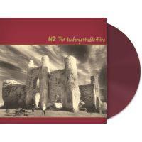 The Unforgettable Fire Exclusivité Fnac Vinyle rouge
