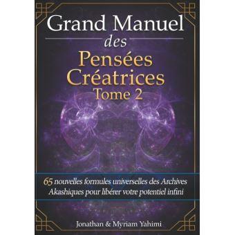 Grand manuel des pensées créatrices