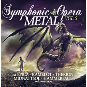 Symphonic & Opera Metal Volume 5