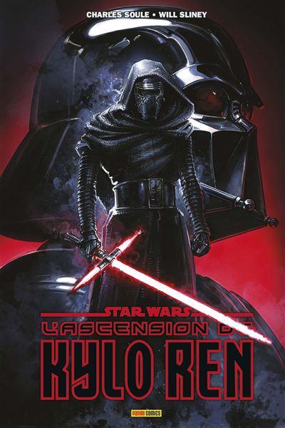 Star Wars - L'ascension de Kylo Ren - Charles Soule, Will Sliney - cartonné  - Achat Livre ou ebook | fnac