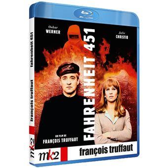 B-FAHRENHEIT 451-VF