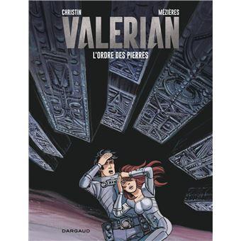 Valérian et LaurelineL'ordre des pierres