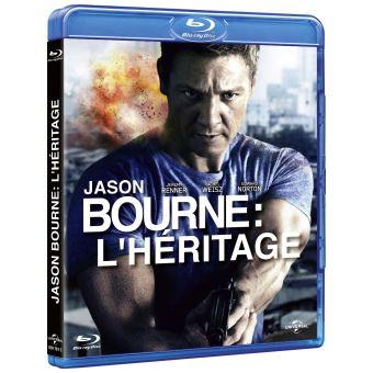 Jason BourneJason Bourne L'héritage Blu-ray