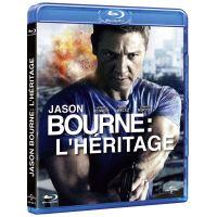 Jason Bourne L'héritage Blu-ray