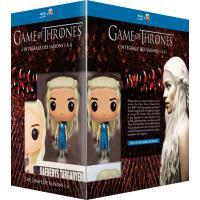 Coffret Game of Thrones Saisons 1 à 4 Blu-Ray