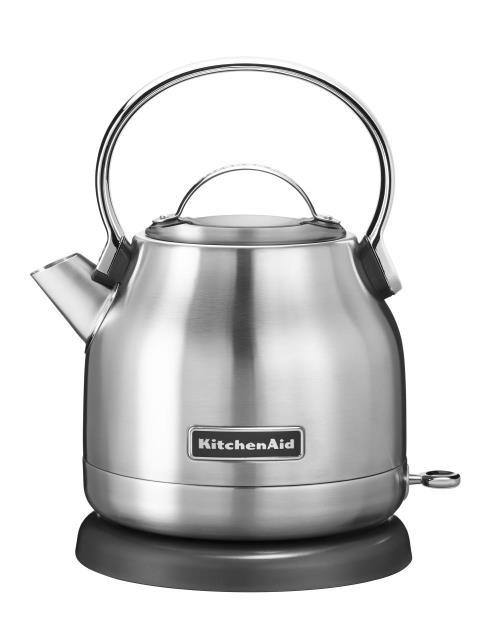 Bouilloire KitchenAid 5KEK1222ESX 2200 W Argent