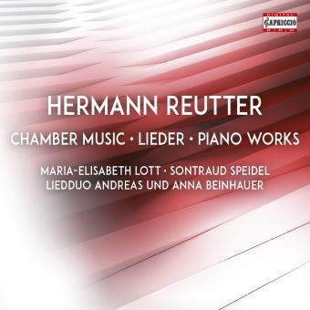 CHAMBER MUSIC-LIEDER-PIANO WORKS