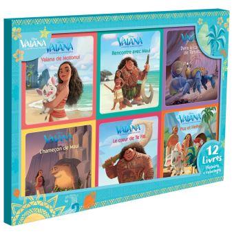 VaianaVAIANA - Coffret 12 Livres