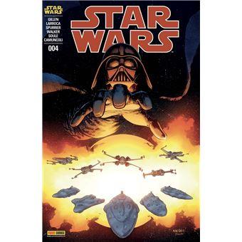 Star WarsStar Wars n°4 (couverture 1/2)