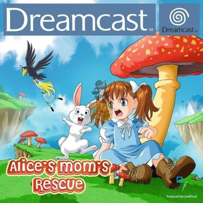 Alice's mom's Rescue Dreamcast