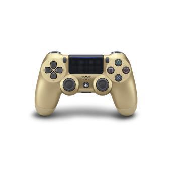 Manette PS4 sans fil Sony Dualshock Or V2