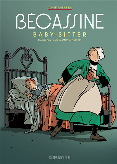 Becassine - baby sitter luxe