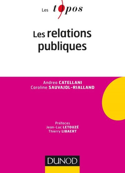 Les relations publiques - 9782100728244 - 6,49 €