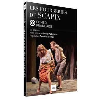 Les Fourberies de Scapin DVD