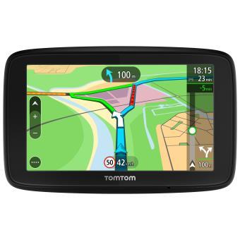 GPS TomTom Via 53 WiFi Europe 48 Pays Cartographie et Traffic à vie