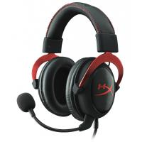 Casque Gaming Kingston HyperX Cloud II Noir et rouge