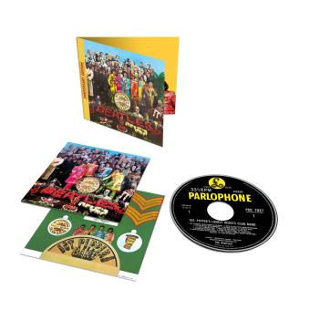 Sgt. Pepper's Lonely Hearts Club Band Anniversary Edition Deluxe