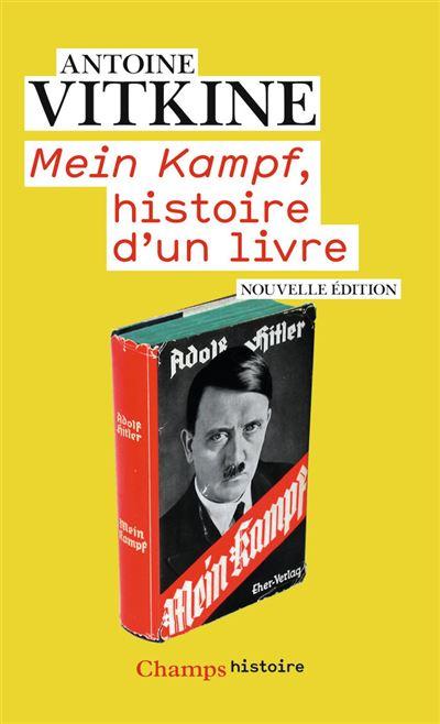 Mein Kampf, histoire d'un livre