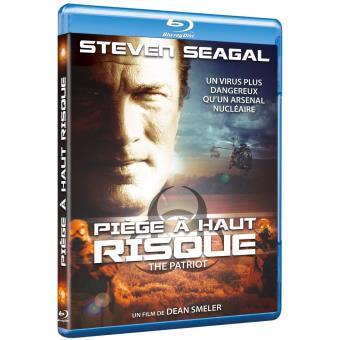 Piège à haut risque Blu-Ray