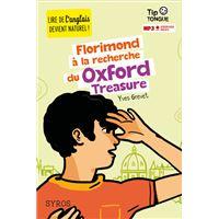 Tip tongue - Florimond à la recherche du Oxford Treasure