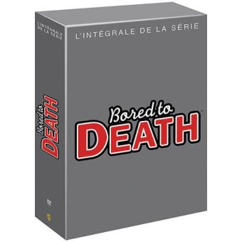 Bored to DeathBored to Death - Coffret intégral des Saisons 1 à 3