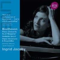 Piano Concerto No.5 'Emperor' / Andante favori / Piano Variations & Bagatelles