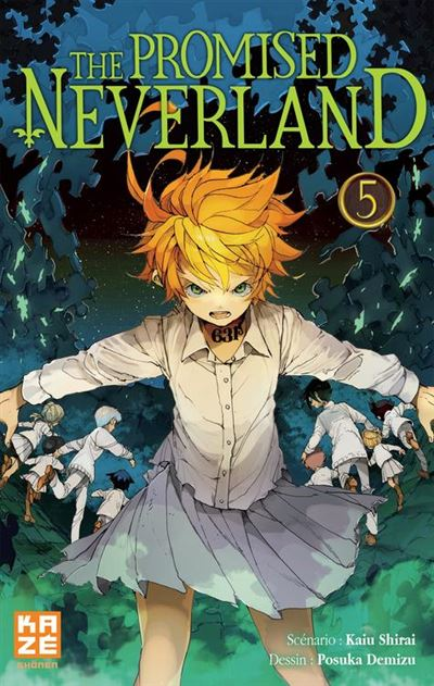 The Promised Neverland T05 - 9782820334350 - 4,99 €