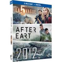 Coffret La Cinquième vague, After Earth, 2012 Blu-ray