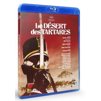 Le désert des Tartares Blu-ray