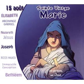 Sainte vierge marie un premon un saint