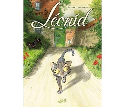 Léonid les aventures d'un chat