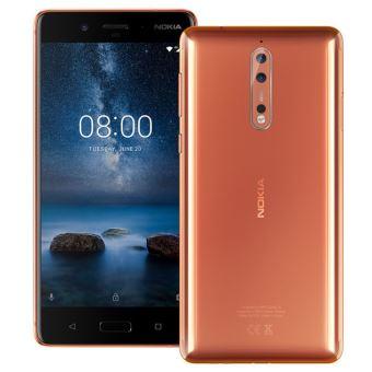 Nokia 8 - Copper 4G 64GB