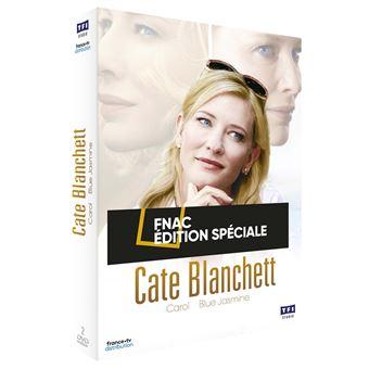 Coffret Cate Blanchett Edition Fnac DVD