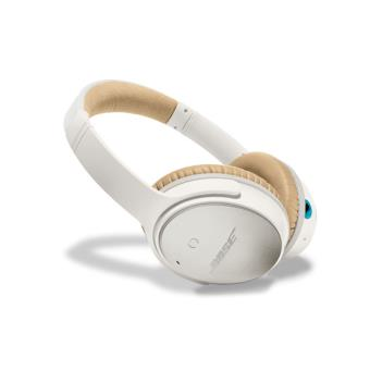 Casque à réduction de bruit Bose QuietComfort 25 Blanc pour Android