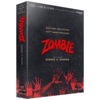 Zombie Edition Collector du 40ème Anniversaire Blu-ray