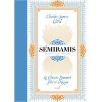 SEMIRAMIS (LIVRE-DISQUE)