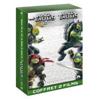 Ninja Turtles Coffret Collector 2 films DVD