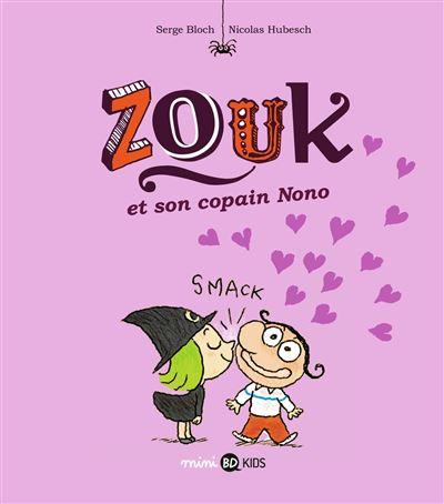 Zouk et son copain Nono