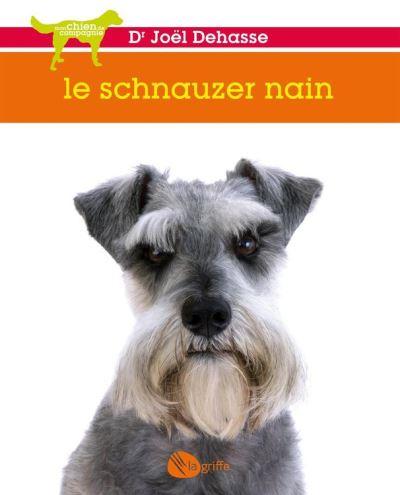 Le schnauzer nain - 9782924036440 - 8,99 €