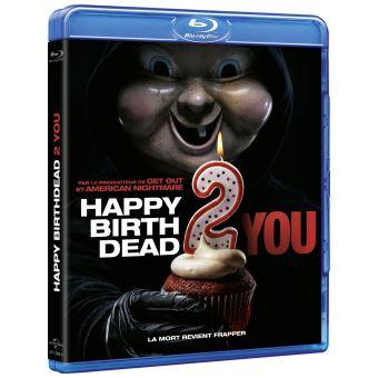 Happy BirthdeadHappy Birthdead 2 You Blu-ray